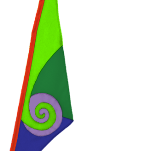 Soundwinds-bike-flag-Spiral-purple-green-blue-250bke