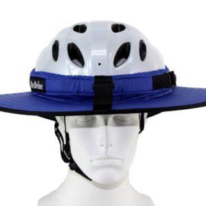 Cycling Classic Helmet Visor - Blue