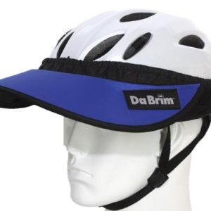 A visor for your bicycle helmet