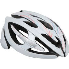 Pearl White Medium Ladies Cycling Helmet