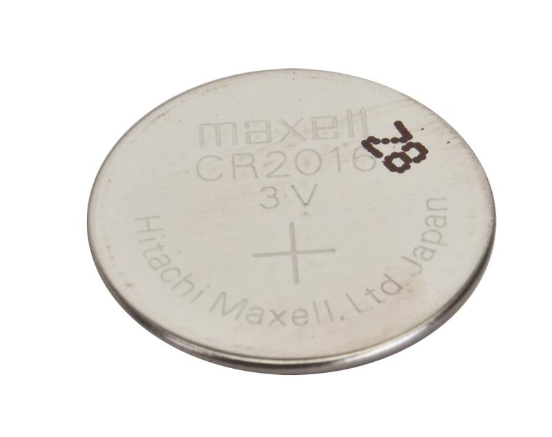 Battery Maxell Cr2016