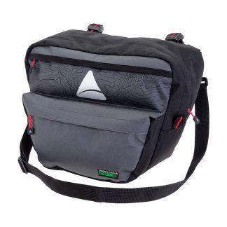 Axiom Bag Handlebar Seymour O-Weave P7 Gy/Bk