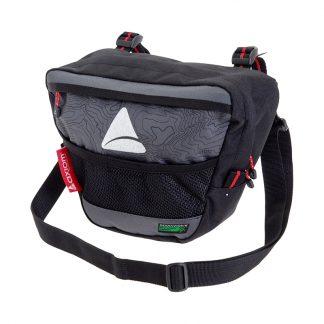 Axiom Bag Handlebar Seymour O-Weave P4 Gy/Bk