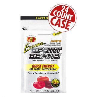 Food Sport Beans Energy Beans Ex-Assorted Box of 24