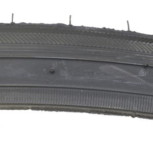 Sunlite Tires 27x1-1/4 Black On Black Red 70Lb K35 S
