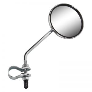 Sunlite Mirror Round 3In Chrome Plated with ${something} Reflector