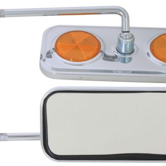 Sunlite Mirror Rectangular Chrome Plated