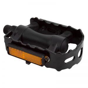 Sunlite Pedals Mtb Nylon Alloy Cage 9/16 Black