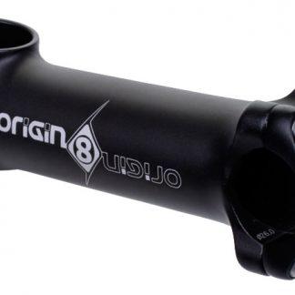 Origin8 Stem Mt/Rd Alloy 100X26.0 17D Black