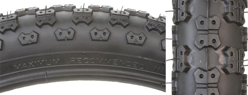 Sunlite Tires 20X2.125 Black On Black Mx3 K50