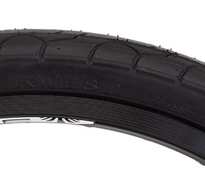 Sunlite Tires 20X1.5 Black On Black Kwest 60 LitersbK193