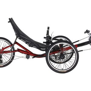 Sun Bicycles Bike Skr T3 Cx Trike 09 20/20 Radnt 09 Red