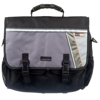 Messenger bag madefor your recumbent bicycle