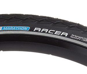 Schwalbe Tires Marathon Racer Raceguard 20X1.5 Bk/Sk/Ref Wire