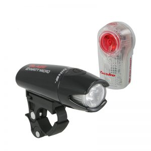 Planet Bike Light Combo Blaze 2W Micro/Super Flash Turbo