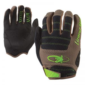 Gloves Lizard Monitor Am X-Large Olive/Bk