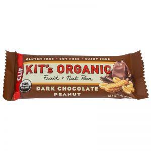 Food Clif Bar Kits Dk-Choc Peanut Box of 12
