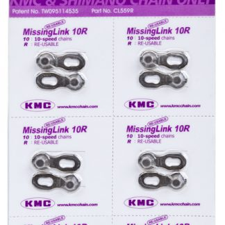 Kmc Chain Connecting Link M/L 10 Speed 5.88mm Fits Shi/Kmc 10 Speed Chains