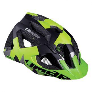 Helmet Lime X-Mtb Mtb 15 L57-62 Bk-Gn