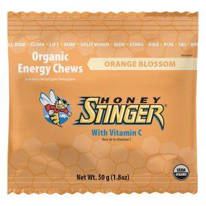 Food Hs Chew Organic Orange Box of 12  *Newupc*