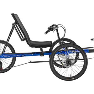 Sun Bicycles Bike Skr Eco-Tad Sx 20/20 7S Blue