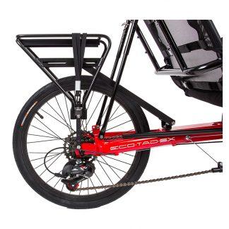 Sun Bicycles Bike Rack Rear Skr Eco-Tad Alloy Black