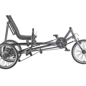 Sun Bicycles Bike Skr Eurus-3 Uax 20/20 Gy/Bk ( Front )