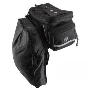 Sunlite Bag Rackpack Medium with ${something} Topload Black ( G )