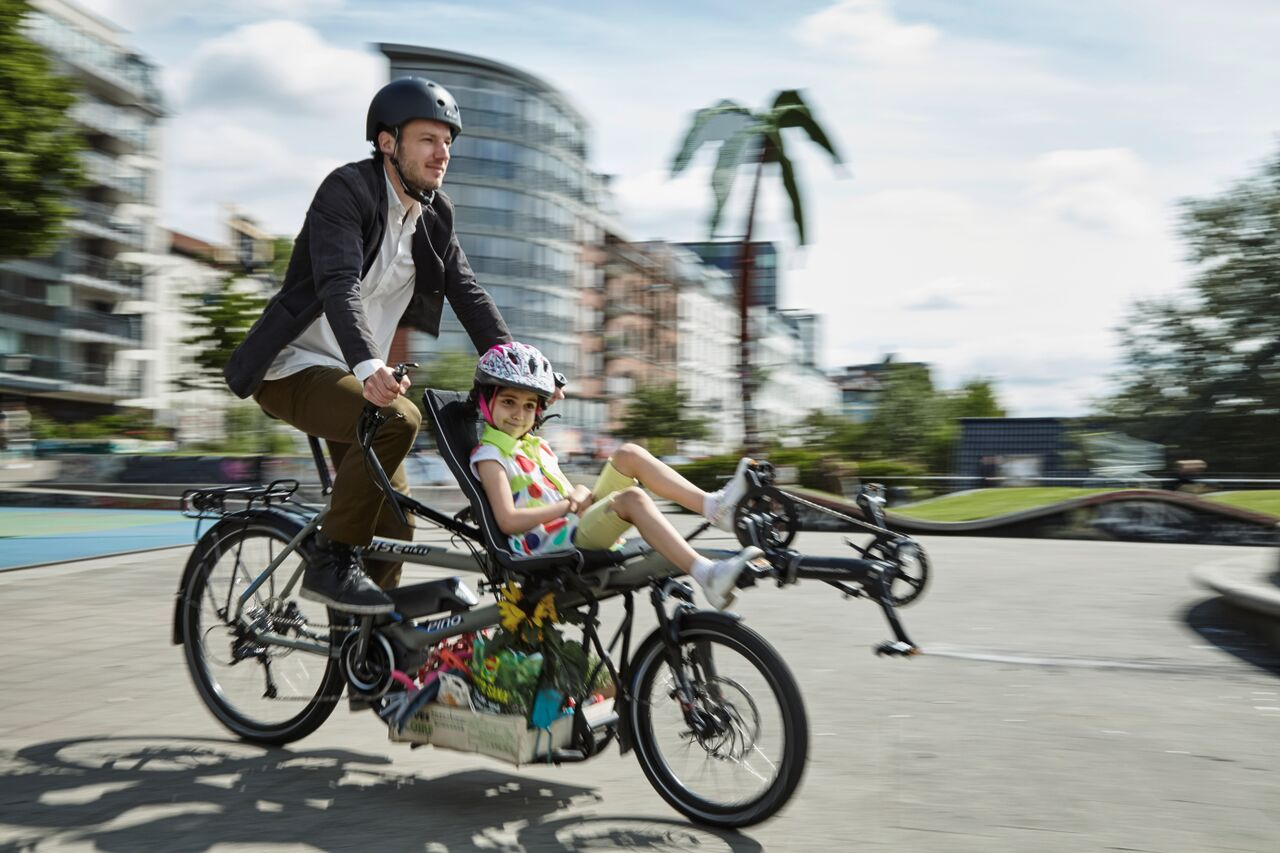 Hase Pino Tandem Bicycle – Trailside Bike